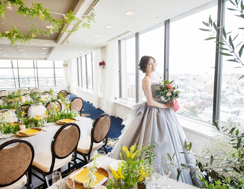 【QUOカード2,000円付き】試着会で花嫁体験♪10,000円フルコース無料試食フェア