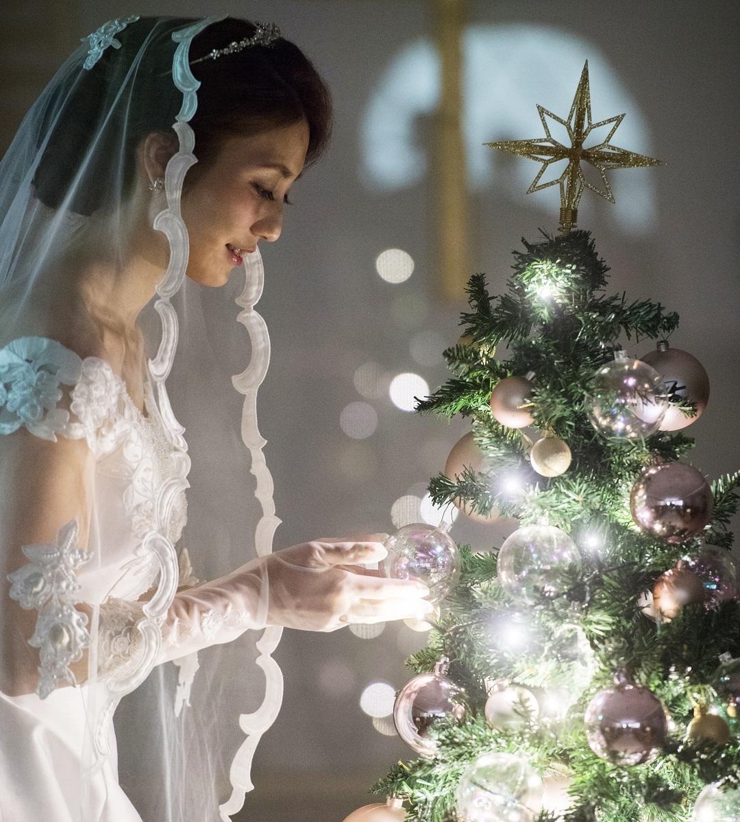 【12~3月限定!!】予算を抑えるなら冬季がお得♪ドレス特典付フェア♪
