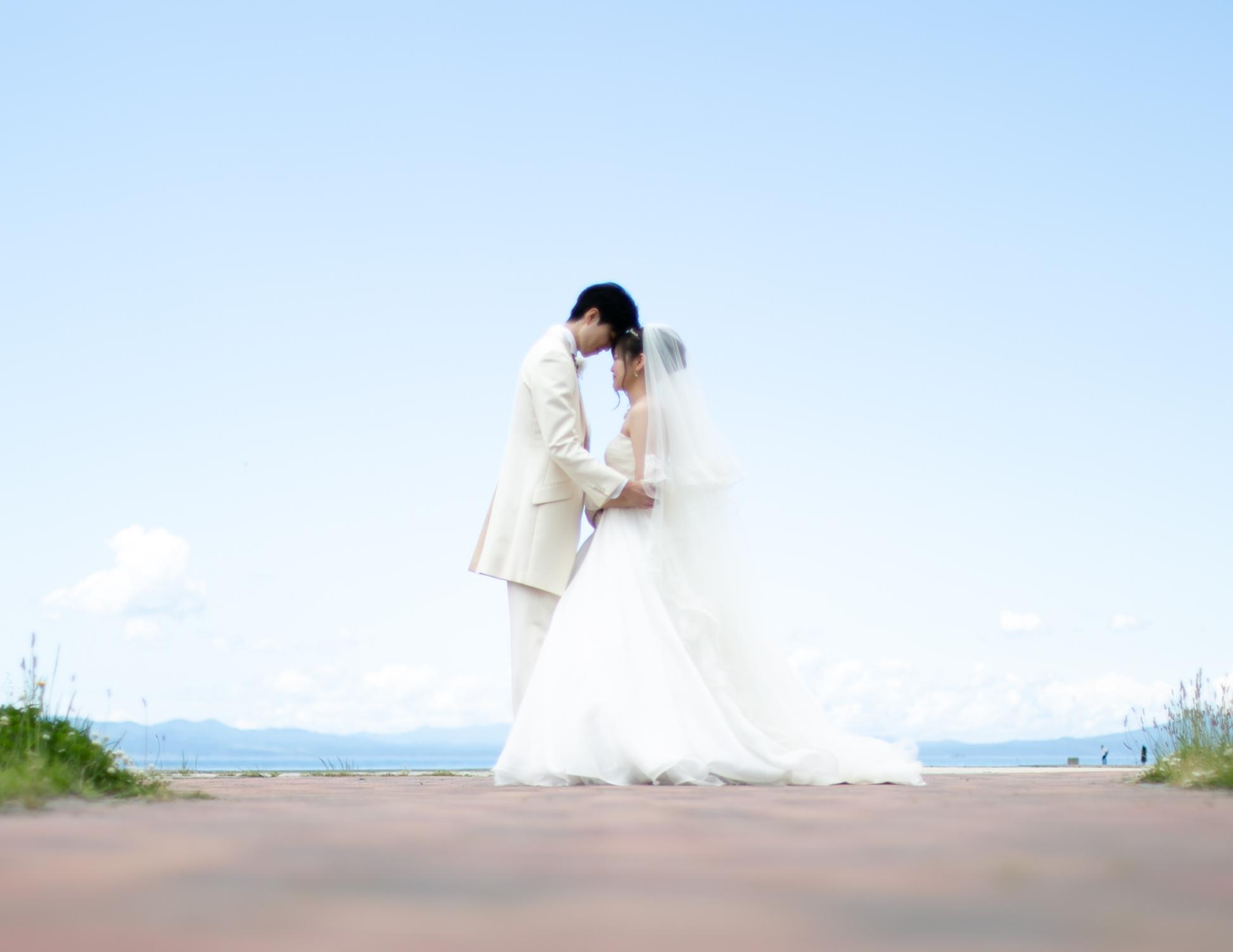 【2020年6月~8月限定!!】結婚式もハネムーンもお得に♪ 旅行代10万円分プレゼントフェア!!