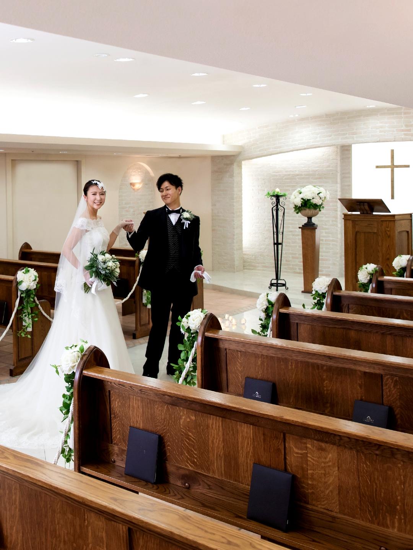【カップルでご来館の方にギフト¥3000付】結婚式についてじっくり聞ける個別フェア