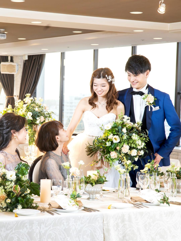 【50名以下の結婚式もOK】挙式+写真+会食◆少人数WD相談